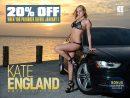 Kate England Calendar Cover PROMO